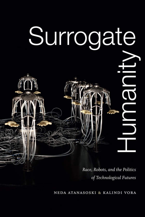 Surrogate Humanity cover
